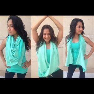 lululemon athletica Accessories - Lululemon vinyasa scarf rulu Bali breeze